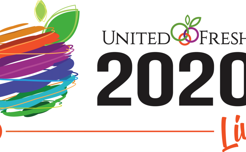 United Fresh Live logo